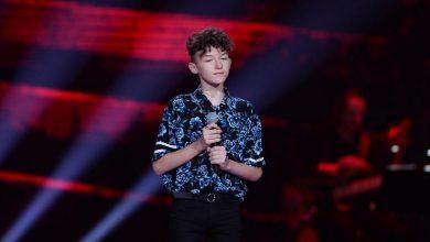 """Photo of 13-latek wygra """"The Voice Kids""""? Marcin podbił serca trenerów [WIDEO]"""