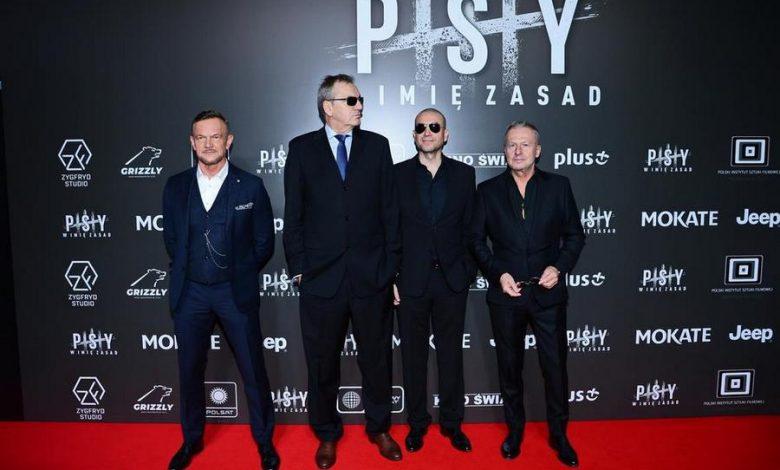 """Photo of Gwiazdy na uroczystej premierze filmu """"Psy 3. W imię zasad"""" [ZDJĘCIA]"""