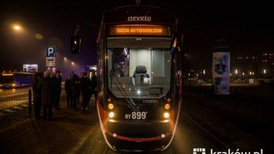 Photo of Pierwszy w Polsce przejazd autonomicznego tramwaju