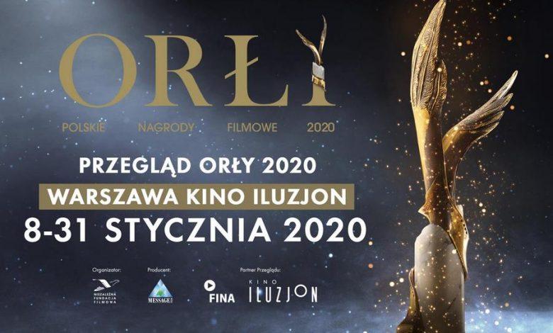 Photo of Przegląd filmów kandydujących do Polskich Nagród Filmowych Orły 2020. Harmonogram