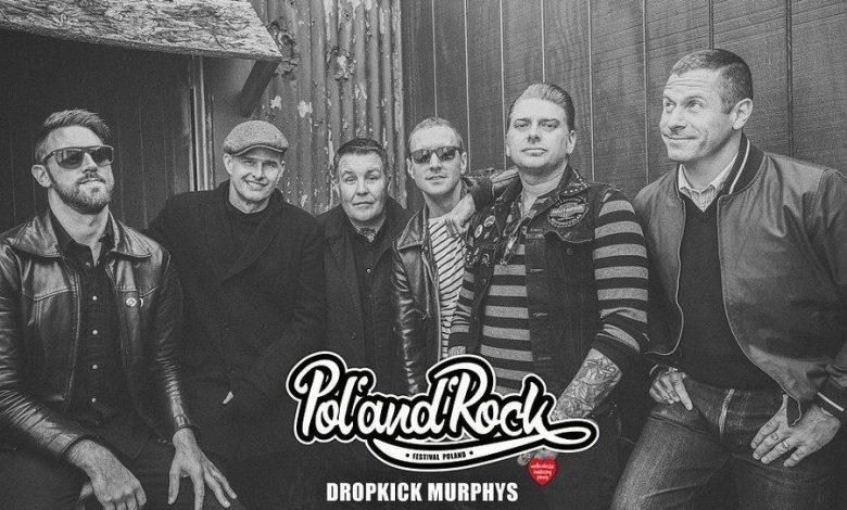 Photo of Dropkick Murphys pierwszą gwiazdą Pol'and'Rock Festival 2020