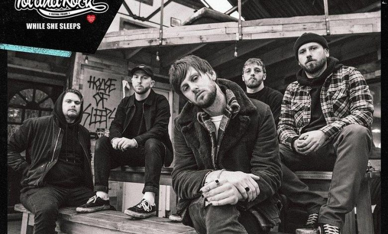 Photo of Wykonawcy metalcore – While She Sleeps na Pol'and'Rock Festival 2020