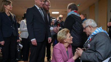 Photo of Oświęcim. Spotkanie Pary Prezydenckiej z Ocalałymi