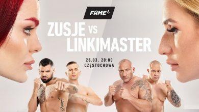 """Photo of FAME MMA 6 w Częstochowie. Marcin Najman zmierzy się z """"Bestią"""""""