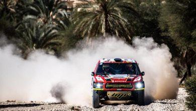 Photo of 9. etap rajdu Dakar 2020. Kuba Przygoński tuż za podium [WIDEO]