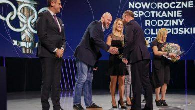 Photo of Noworoczne Spotkanie Rodziny Olimpijskiej 2020. Nagrody i pożegnania