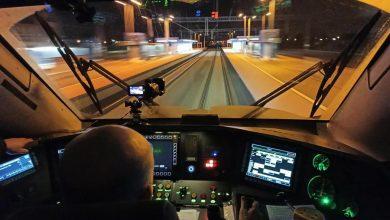 Photo of Kolejowa trasa Warszawa – Gdańsk. Testowano Pendolino. Jazda z prędkością 200 km/h jest możliwa
