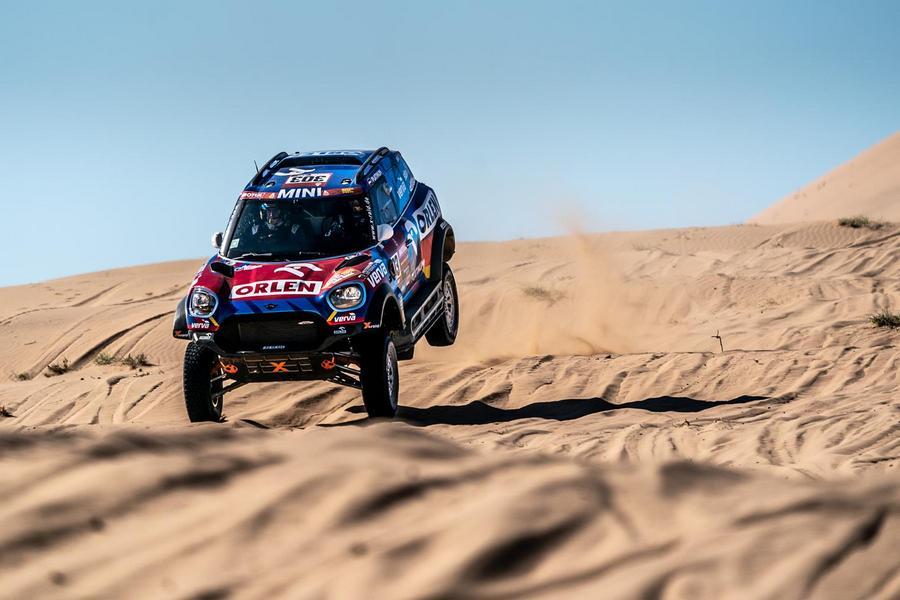 Pierwszy etap Rajdu Dakar 2020. Przygoński