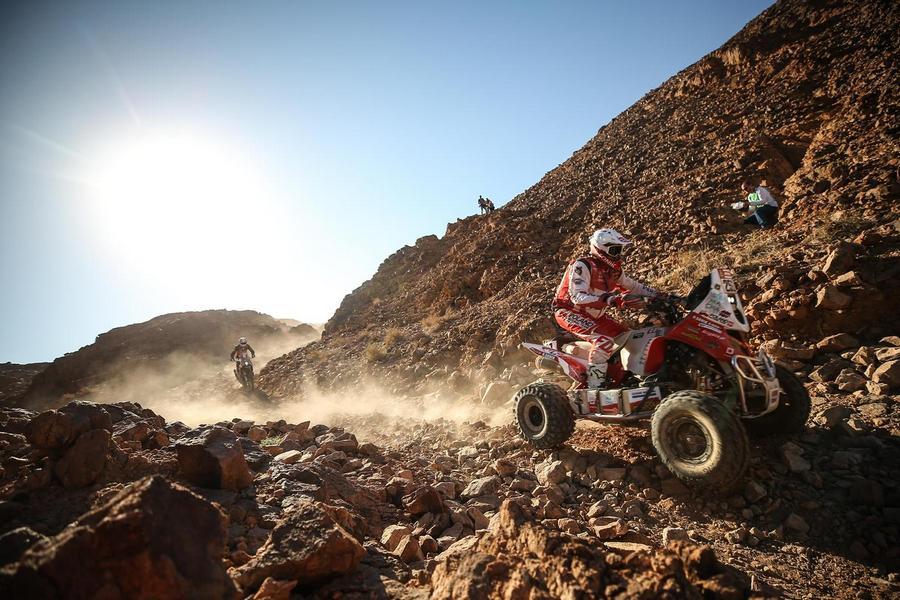 Rajd Dakar 2020. Rafał Sonik