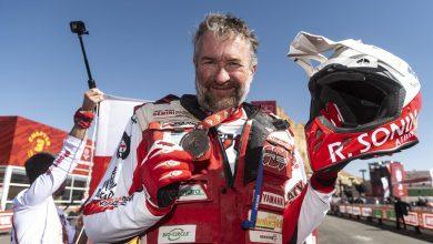 """Photo of Rafał Sonik komentuje Rajd Dakar 2021. """"Arabska pustynia już mocno dała w kość"""""""