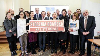 Photo of Stocznia Gdańska na liście UNESCO? Złożono wniosek