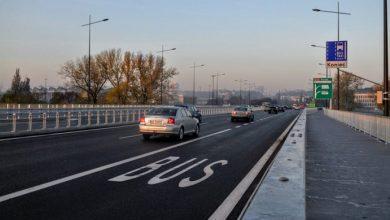 Photo of Warszawa. Buspasy dla motocyklistów