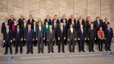 Photo of Spotkanie ministrów obrony państw NATO w Brukseli