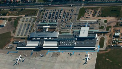 Photo of Port Lotniczy Poznań-Ławica. Prawie 2,4 mln pasażerów w 2019 roku. Zaplanowano 79 destynacji