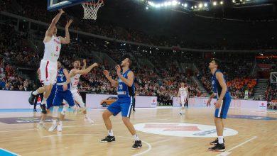 Photo of EuroBasket 2021. Polska minimalnie gorsza od Izraela. Rekord frekwencji [ZDJĘCIA]