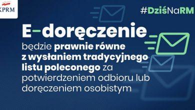 Photo of E-doręczenie. List polecony na specjalny elektroniczny adres