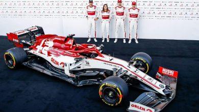 Photo of F1. Alfa Romeo Racing Orlen. Oficjalny bolid Roberta Kubicy [ZDJĘCIA]