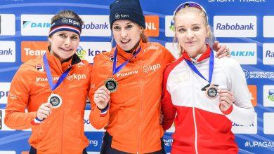 Photo of Puchar Świata 2020 w short tracku. Kamila Stormowska z brązowym medalem