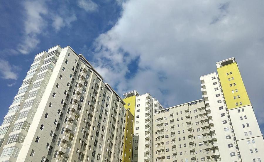 building blok mieszkania