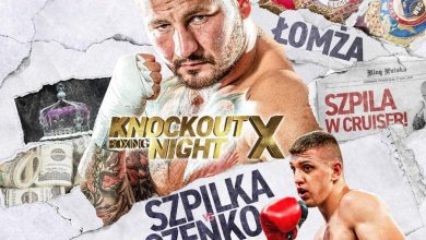 Photo of 10. gala Knockout Boxing Night w Łomży: Artur Szpila Szpilka vs Serhiy Radczenko
