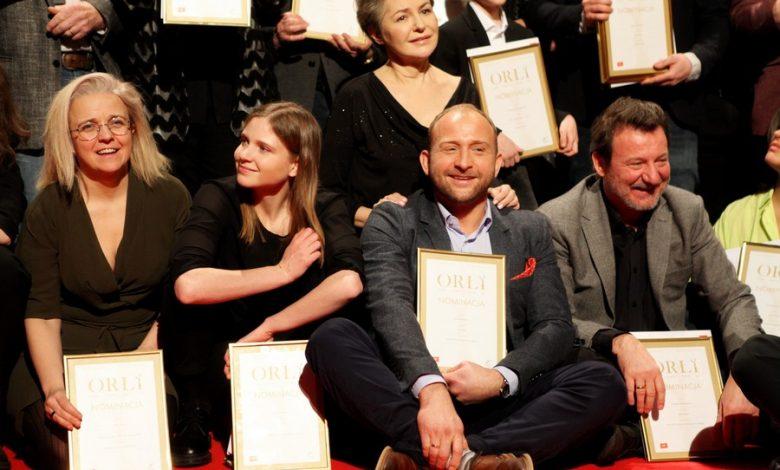 Photo of Orły 2020. Spotkanie z Nominowanymi. Maja Komorowska z Nagrodą za Osiągnięcia Życia [ZDJĘCIA]
