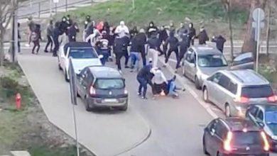 Photo of Gorzów. Bójka pseudokibiców. Trwają zatrzymania kolejnych napastników [WIDEO]