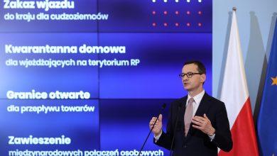 Photo of Koronawirus. Stan zagrożenia epidemicznego w Polsce wprowadzony! Co to oznacza?