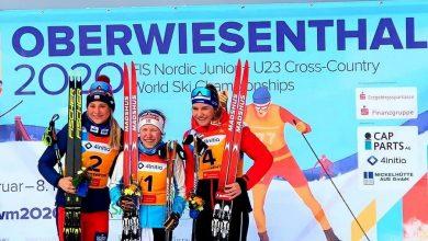 Photo of Historyczny sukces. Niesamowita Izabela Marcisz! Trzeci medal MŚ!