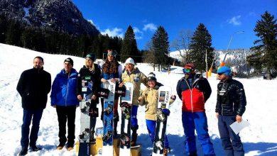 Photo of Snowboard. Aleksandra Król zdobyła Puchar Europy!