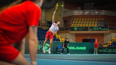 Photo of Puchar Davisa w Kaliszu. Biało-czerwoni prowadzą z Hongkongiem 2:0