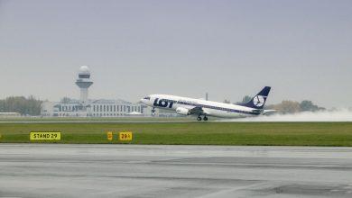 Photo of Ostatni rejs samolotu Boeing 737-400 w barwach LOT-u