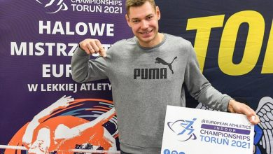 Photo of Rok do lekkoatletycznych Halowych Mistrzostw Europy Toruń 2021. Pierwszy ambasador