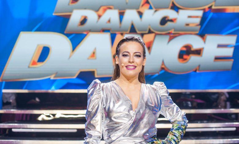"""Photo of Dance Dance Dance. """"Dziki"""" Cypryański. Wpadka na scenie. Zabawna reakcja Anny Muchy"""
