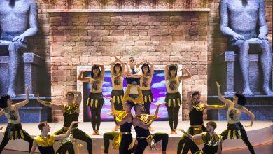 Photo of Dance Dance Dance. Powrót na scenę Krzyśka Jonkisza. Anna Mucha: Jesteś śnieżynką, truskaweczką [WIDEO]