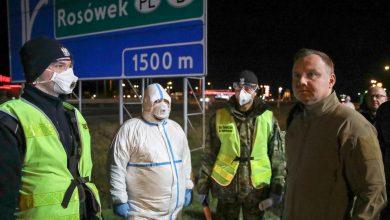 Photo of Koronawirus. 34 punkty kontroli sanitarnej na polskiej granicy