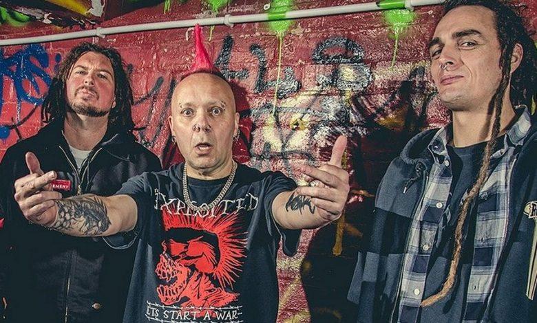 Photo of The Exploited na Dużej Scenie Pol'and'Rock Festival 2020