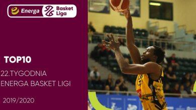 Photo of Energa Basket Liga. Zakończenie sezonu 2019/20. Klasyfikacja, TOP 10 22. tygodnia, MVP i najlepsza piątka
