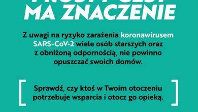 Photo of Koronawirus – Warszawa. Pomoc sąsiedzka – prosty gest ma znaczenie