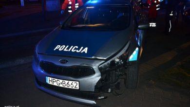 Photo of Pijany wjechał w radiowóz. Uciekinier ma objawy zakażenia koronawirusem