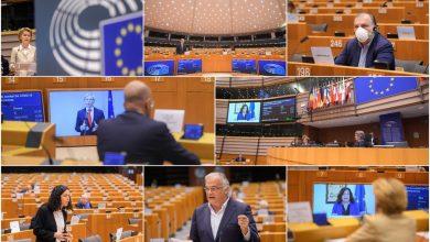 Photo of Parlament Europejski. Zdecydowana reakcja UE w walce z pandemią koronawirusa