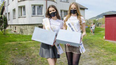Photo of Miss Polski pomagają walczyć z pandemią