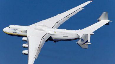 Photo of Największy samolot świata wylądował w Warszawie. Antonov AN-225 Mrija przywiózł sprzęt medyczny z Chin