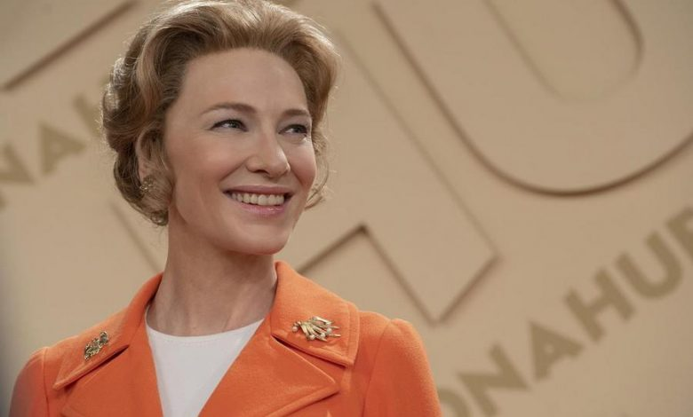Photo of Serial Mrs. America z dwukrotną laureatką Oscara Cate Blanchett [ZDJĘCIA]