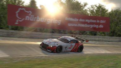 Photo of Kubica ponownie powalczy na wirtualnym torze Nürburgringu w 24-godzinnym wyścigu