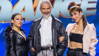 """Photo of """"Dance Dance Dance"""". Anna Mucha i Ida Nowakowska walczą o… buziaki [WIDEO]"""