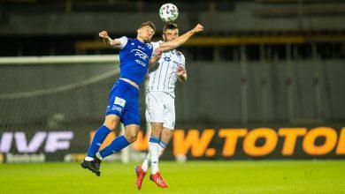 Photo of Puchar Polski 2019/2020. Lech Poznań pokonał Stal Mielec. Znamy pary półfinałowe