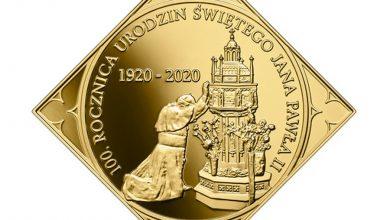 Photo of 100. rocznica urodzin Świętego Jana Pawła II – złota i srebrne monety kolekcjonerskie