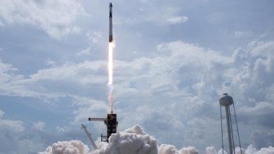 Photo of Historyczna misja NASA. SpaceX Crew Dragon zadokował na Międzynarodowej Stacji Kosmicznej