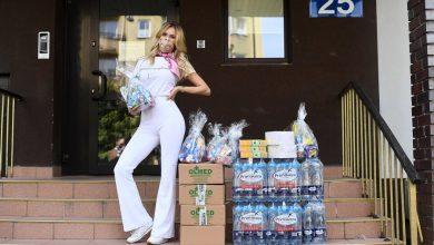 Photo of Charytatywna akcja Miss Polonia #KORONAZGŁOWY. Milena Sadowska wsparła instytucje w Warszawie [ZDJĘCIA]