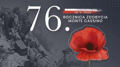 """Photo of 76. rocznica bitwy o Monte Cassino. """"Czerwone maki"""" [WIDEO]"""